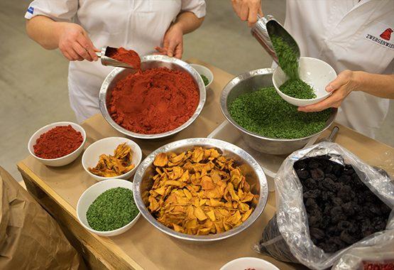 Qualität vom Rohstoff-Einkauf bis in die heimische Küche